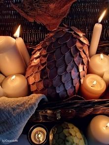 Smocze jajo DIY na imprezę ...