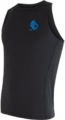 Sensor Koszulka Coolmax Fr Pt Hand Black Xl