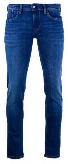 Pepe Jeans Jeansy Męskie Hatch 31/32 Niebieski