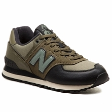 Sneakersy NEW BALANCE - ML574LHA Zielony