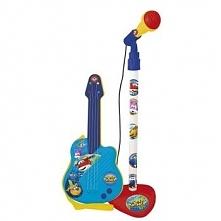 Mikrofon i gitara Reig Musicales Super Wings