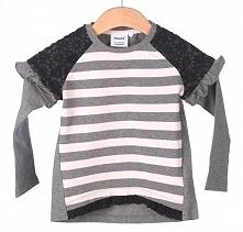 Primigi T-Shirt Dziewczęcy 98 Szary
