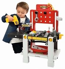 Ecoiffier Warsztat Mechanika z Akcesoriami Mecanics 23 elementy  Warsztat majsterkowicza z akcesoriami od firmy Ecoiffier, cenionego producenta zabawek dla dzieci, z pewnością b...