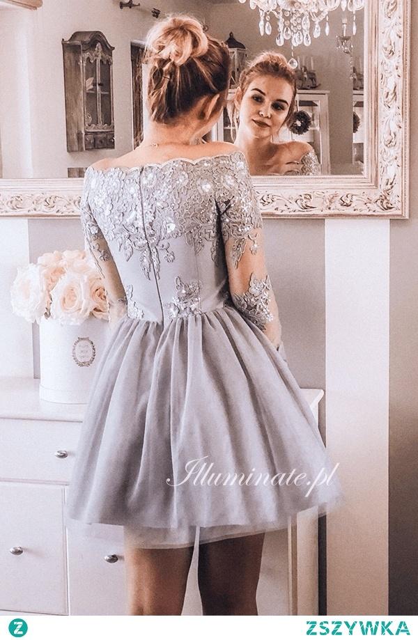 Piękna tiulowa sukienka na studniówkę <3 Tylko w kolekcji Illuminate <3
