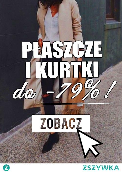 Zalando Lounge przygotowało promocję na płaszcze i kurtki najlepszych producentów, ceny nawet do -79%! Więcej po kliknięciu w obrazek.