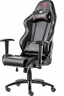 Fotel SPC Gear SR300 Black (SR300BK)