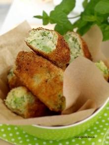 brokułowo-ziemniaczane krokiety