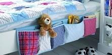 kieszeń przy łóżku