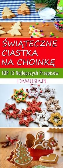 Świąteczne Ciastka na Choin...
