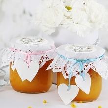 Miód kolekcja Sakramento Elegancko zapakowany miód z kolekcji Sakramento będzie fantastyczną formą podziękowania najbliższym za przybycie na uroczystość!