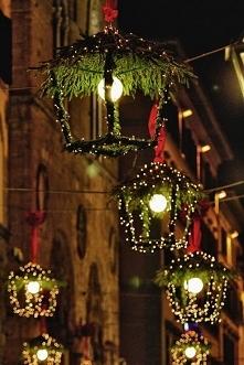Latarenki świąteczne