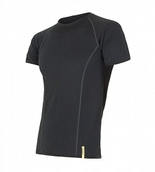 Sensor Koszulka Termoaktywna Merino Wool Active M Black L