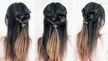 fryzura na codzień