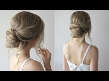 HOW TO: SIMPLE UPDO   Bridesmaid Hairstyles 2018