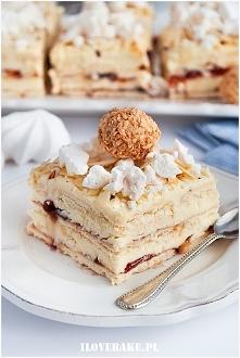 Ciasto Pani Walewska bez pi...