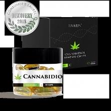 Cannabidiol CBD to związek organiczny naturalnie występujący w konopiach, zaliczany do grupy kannabinoidów.Związek ten nie jest psychoaktywny i posiada bardzo szerokie spektru...
