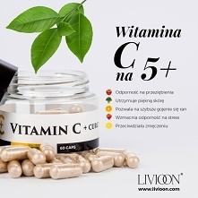 Witamina C na 5+ Odporność na przeziębienia - Kwas askorbinowy pobudza rozw...