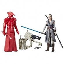 Figurki Deluxe 2-pak Hasbro Star Wars Rey i Elite Praetorian Guard