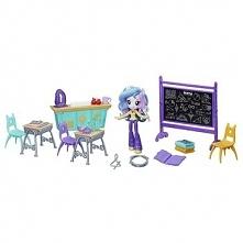 Figurki Hasbro My Little Pony Equestria Girls Mini Lekcja z Celstią