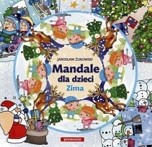 Mandale dla dzieci. Zima