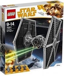Star Wars Imperialny Myśliwiec Tie (LG75211)