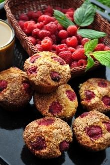 Muffiny pszenno-orkiszowe z...