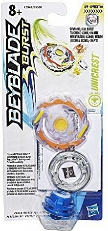 Hasbro Beyblade Burst Single Top Unicres - C0941ES0