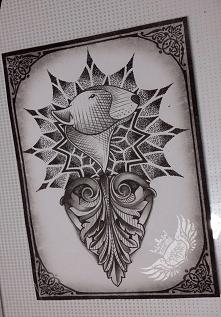 english bull terrier tattoo...