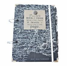 Planer Podróży - jedyny taki, 100 % hand made - planner, pamiętnik, album pod...