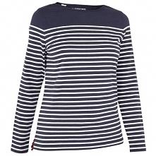 Koszulka żeglarska długi rękaw adventure 100 damska