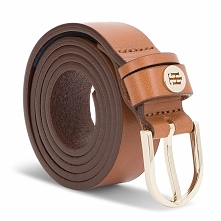 Pasek Damski TOMMY HILFIGER - Classic Belt 2.5 AW0AW05884 262