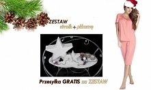 polecamy idealny zestaw dla Pań na prezent piżama + stroik świąteczny Zaprasz...
