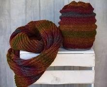 Ogromna czapka zimowa, w końcu styl oversize zobowiązuje! Ciepło robi się od ...