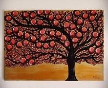 Magiczny twór niczym Drzewo...