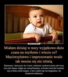 Macierzyństwo vs.