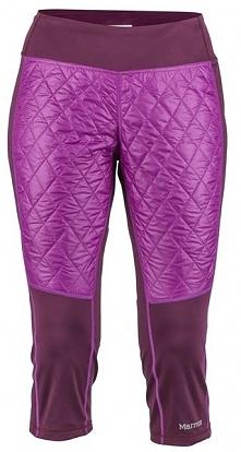 Marmot Spodnie Damskie Wm's Toaster Capri Dark Purple/Grape S