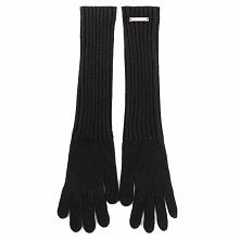 Rękawiczki Damskie TRUSSARDI JEANS - Gloves Rib Knitted 59Z00076 K299