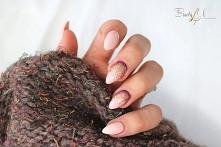 Jesienna paznokciowa inspiracja ;)