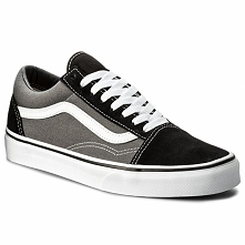 Tenisówki VANS - Old Skool VN000KW6HR0 Black/Pewter