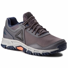 Buty Reebok - Ridgerider Trail 3.0 CN4616 Grey/Navy/Bright Lava