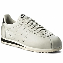 Buty NIKE - Classic Cortez Leather Prem 861677 007 Light Bone/Light Bone/Black
