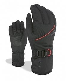 Level Rękawice Narciarskie Męskie Trouper Gore-Tex Pk Black 8 - M