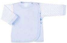 Ewa Klucze T-Shirt Dla Chłopców Newborn 62 Jasnoniebieski