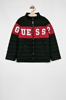 Guess Jeans - Kurtka dziecięca 136-175 cm