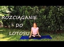 Pozycja Lotosu - Joga na Otwarcie Bioder Małgorzata Mostowska