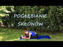 Joga na Pogłębianie Skłonów małgorzata Mostowska