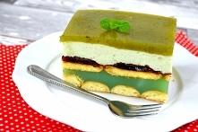 Ciasto Shrek bez pieczenia + film
