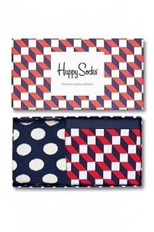 Combo Box damski Happy Socks XFIO62-6000