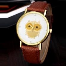 Śliczny Zegarek Damski Sowa -> Kliknij w zdjęcie, by przejść do sklepu - C...