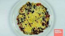 Ziemniaczana pizza z patelni